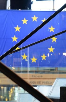 dans le parlement européen