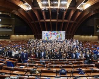 Cérémonie de remise de diplômes Strasbourg