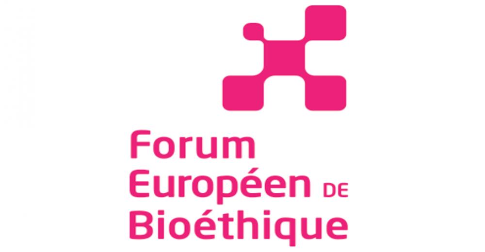 Logo Forum européen de bioéthique