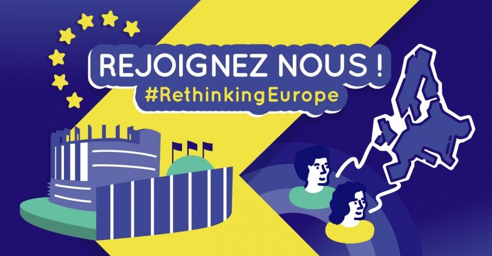 Rethinking Europe, Association parlementaire européenne